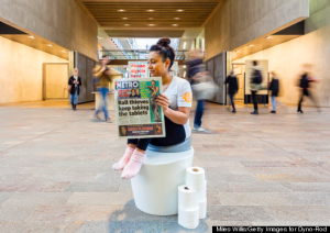 Huff post toilet